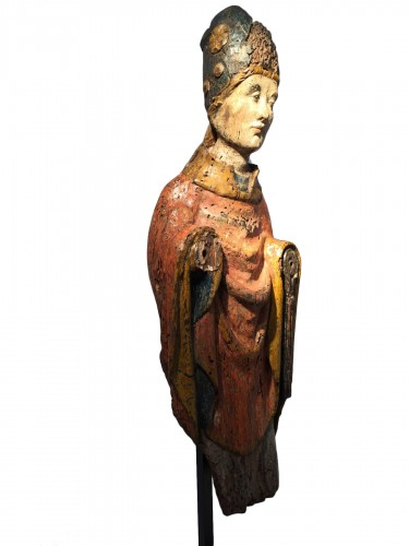 Holy Bishop (Rhine valley, 14th century)