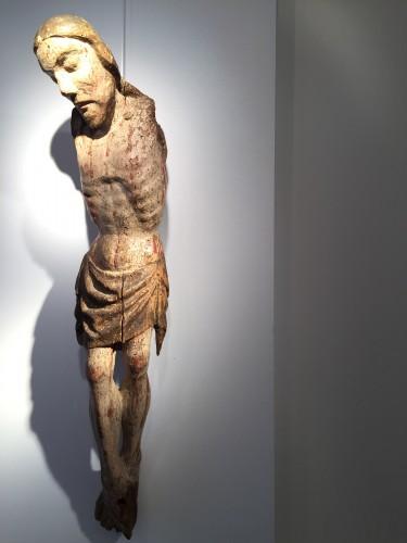 Religious Antiques  - Corpus Christi (Tyrol/Trentino, 14th century)