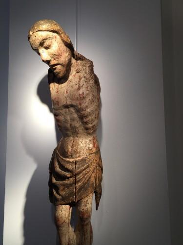 Corpus Christi (Tyrol/Trentino, 14th century) - Middle age