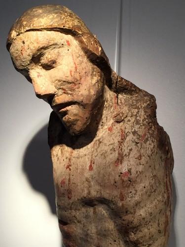 Middle age - Corpus Christi (Tyrol/Trentino, 14th century)
