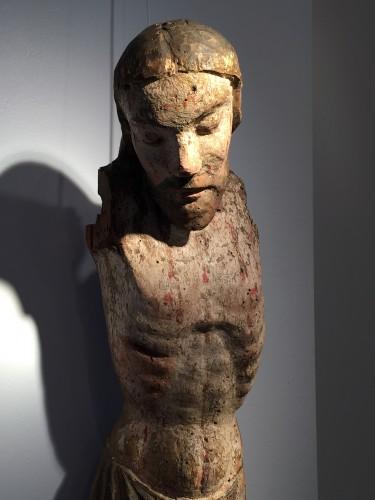 Antiquités - Corpus Christi (Tyrol/Trentino, 14th century)