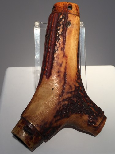 Body of powder horn (Germany, 16th century) - Middle age