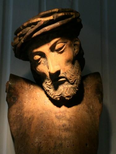 Middle age - Corpus Christi (Germany, 15th century)