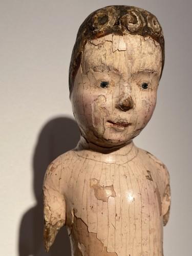 <= 16th century - Child Jesus, Malines 16th century