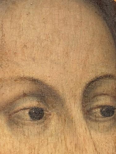 Religious Antiques  - Christ 'Salvator Mundi (Flandres, 16th century)