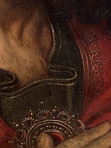 Christ 'Salvator Mundi (Flandres, 16th century) -