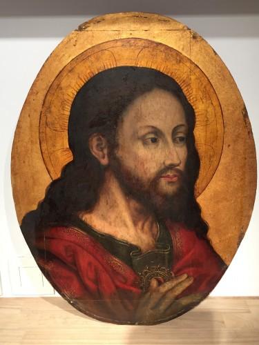 Renaissance - Christ 'Salvator Mundi (Flandres, 16th century)