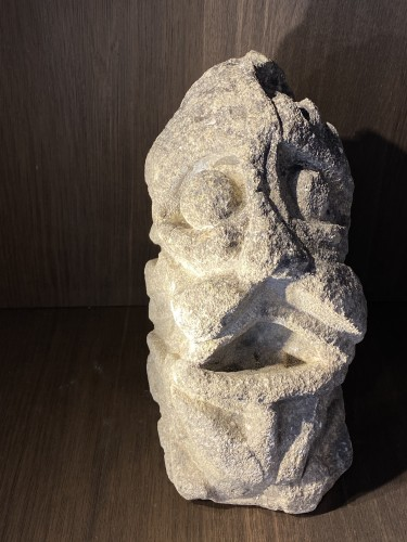 Sculpture  - The Beast (UK, ca 1400)