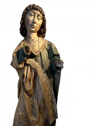 Saint John (Germany, XVIth cent)