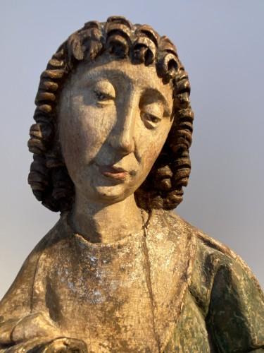 Religious Antiques  - Saint John (Germany, XVIth cent)