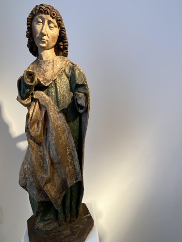 <= 16th century - Saint John (Germany, XVIth cent)