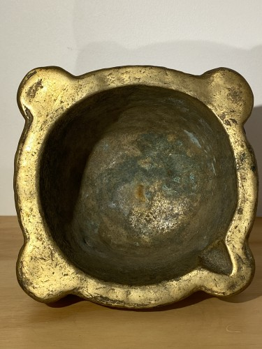 Brass Mortar, France 16th century - Middle age