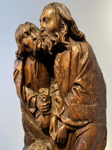 The Kiss of Judas (Germany, 15th cent) -