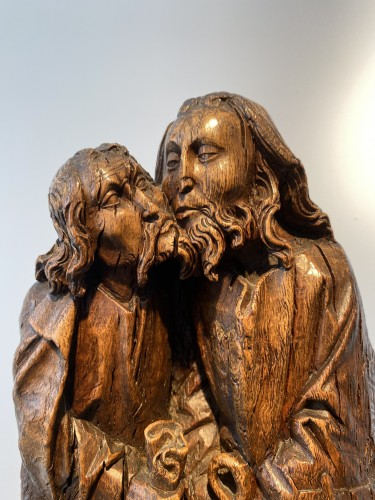 11th to 15th century - The Kiss of Judas (Germany, 15th cent)