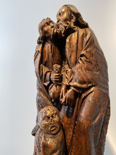 The Kiss of Judas (Germany, 15th cent) - Middle age