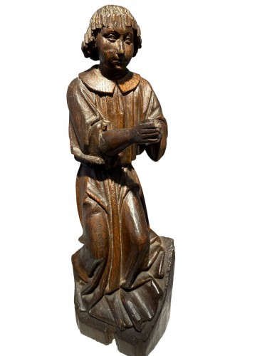 Praying Angel (Flanders, 16th)