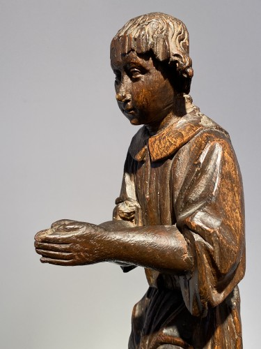 Praying Angel (Flanders, 16th) -