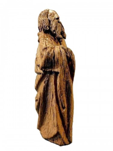 Bearded Holy Man, Flanders circa 1500
