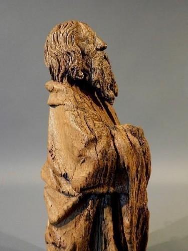 Renaissance - Bearded Holy Man, Flanders circa 1500