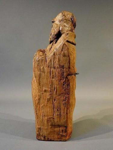 Antiquités - Bearded Holy Man, Flanders circa 1500