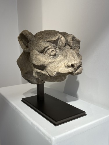 Gargoyle, France 15th century - Sculpture Style Middle age