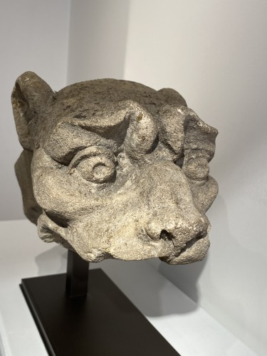 Sculpture  - Gargoyle, France 15th century
