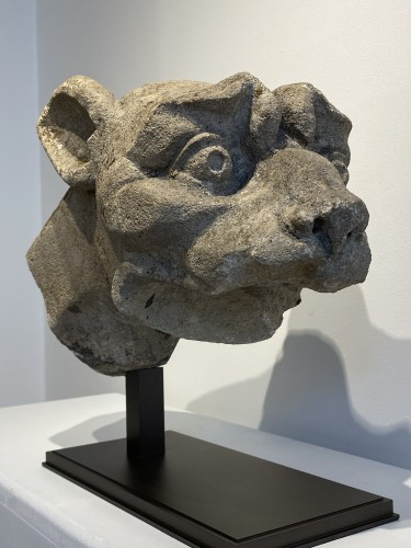 11th to 15th century - Gargoyle, France 15th century