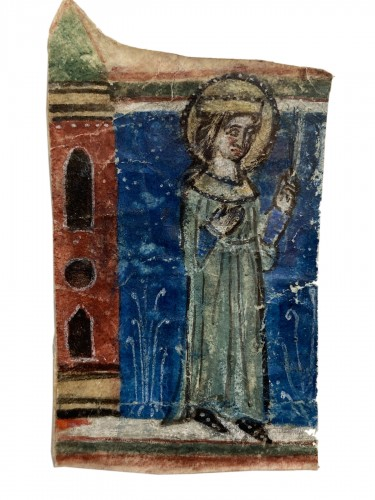 Female Martyr (Italy, 1270-1280)