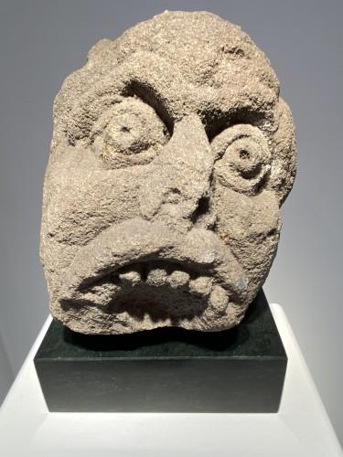 Head of a Grotesque (England, 13th century) -