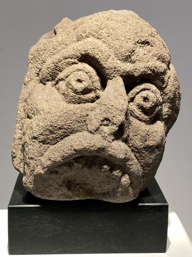 11th to 15th century - Head of a Grotesque (England, 13th century)