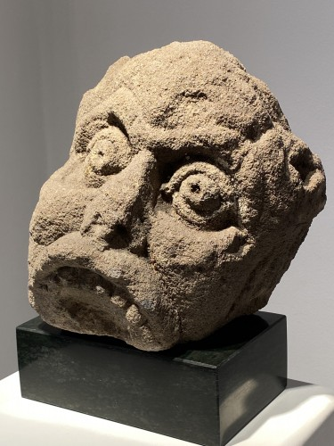 Head of a Grotesque (England, 13th century) - Middle age