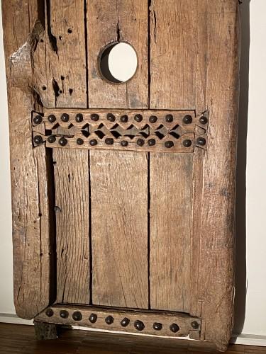 17th century - Barndoor (France, 17th)