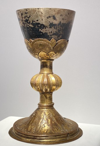 Religious Antiques  - Chalice, Germany 16th century