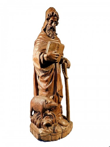 Saint Anthony (Flanders, ca 1600)