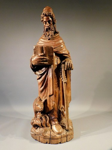 Saint Anthony (Flanders, ca 1600) -