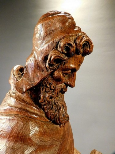 Renaissance - Saint Anthony (Flanders, ca 1600)