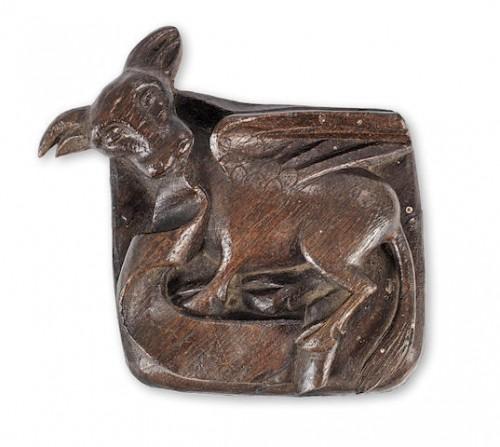 <= 16th century - Winged Ox, England 16th century
