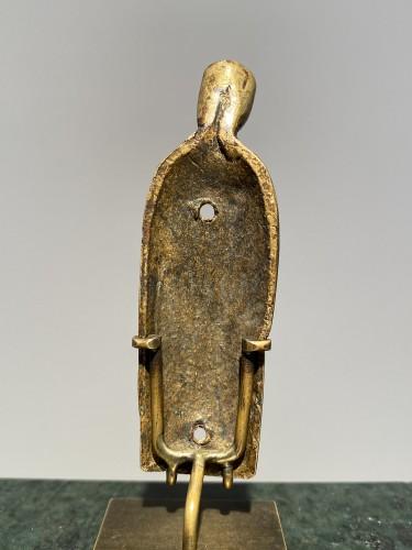 Religious Antiques  - Reliquary Casket Puppet (Limoges, 13th)
