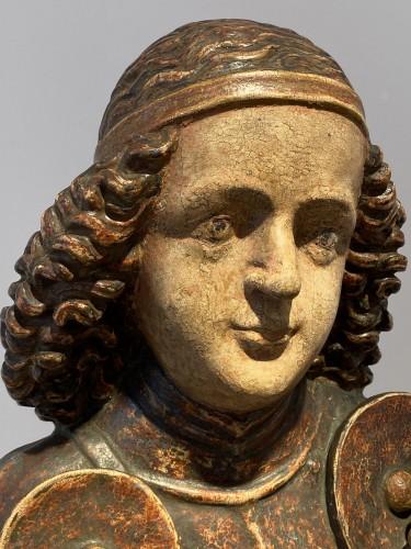 11th to 15th century - Saint Michael, Tyrol 15th century