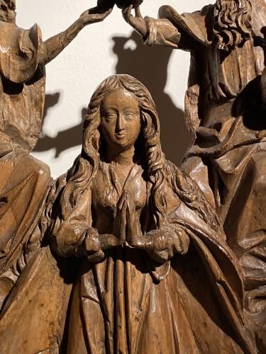 Coronation of the Virgin (Germany, 16th) -
