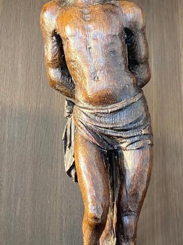 <= 16th century - Saint Sebastian (Flanders, 16th)