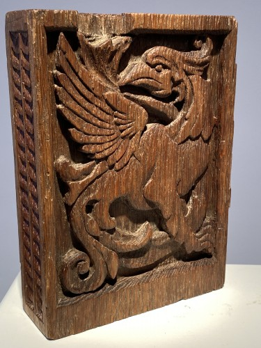 Griffin (UK, 17th century) - Sculpture Style Renaissance