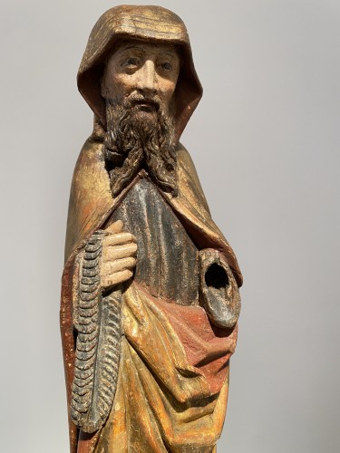 Monk with cilice belt (Germany, 16th) - Religious Antiques Style Renaissance