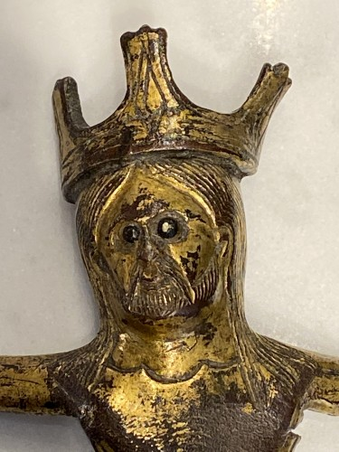 Corpus (Limoges, 13th cent) - Religious Antiques Style Middle age