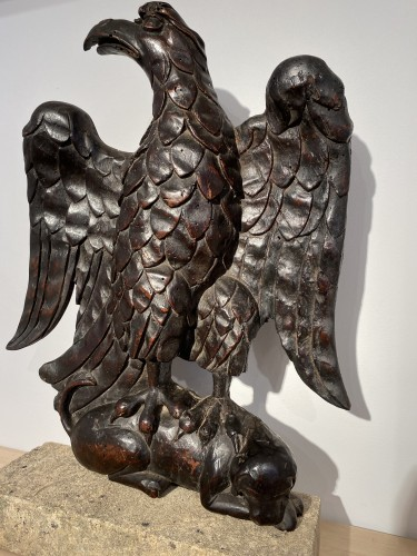 Eagle and Dog (France, 16th) -