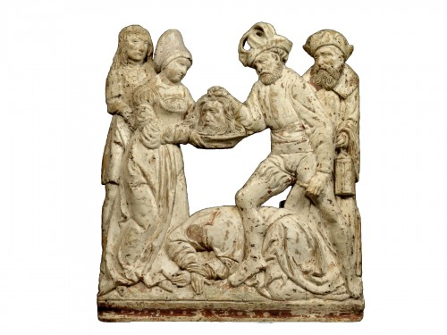 Salome with head of St. John Baptist (Germany, 16th)