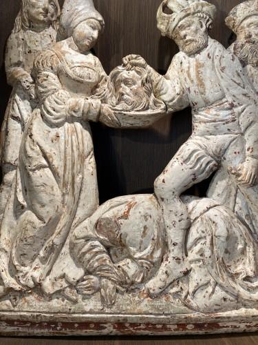 Salome with head of St. John Baptist (Germany, 16th) - Renaissance