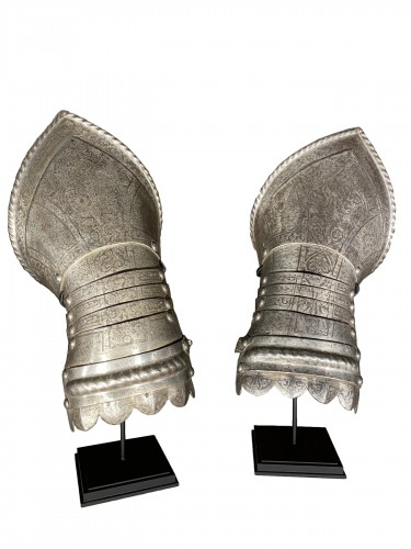 Armour Gauntlets (Italy, 16th)
