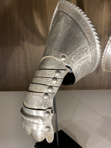 Armour Gauntlets (Italy, 16th) - Renaissance