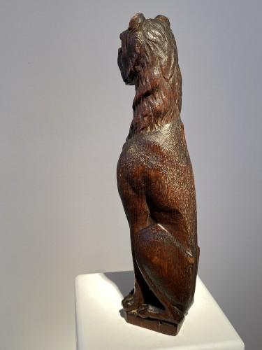 Antiquités - Lion-  England, 16th